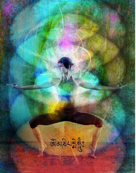 Kundalini awakening...