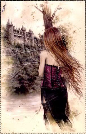 19 best Victoria Frances vampire images on Pinterest