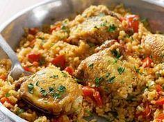 Receitas Master Cook: Arroz com Frango