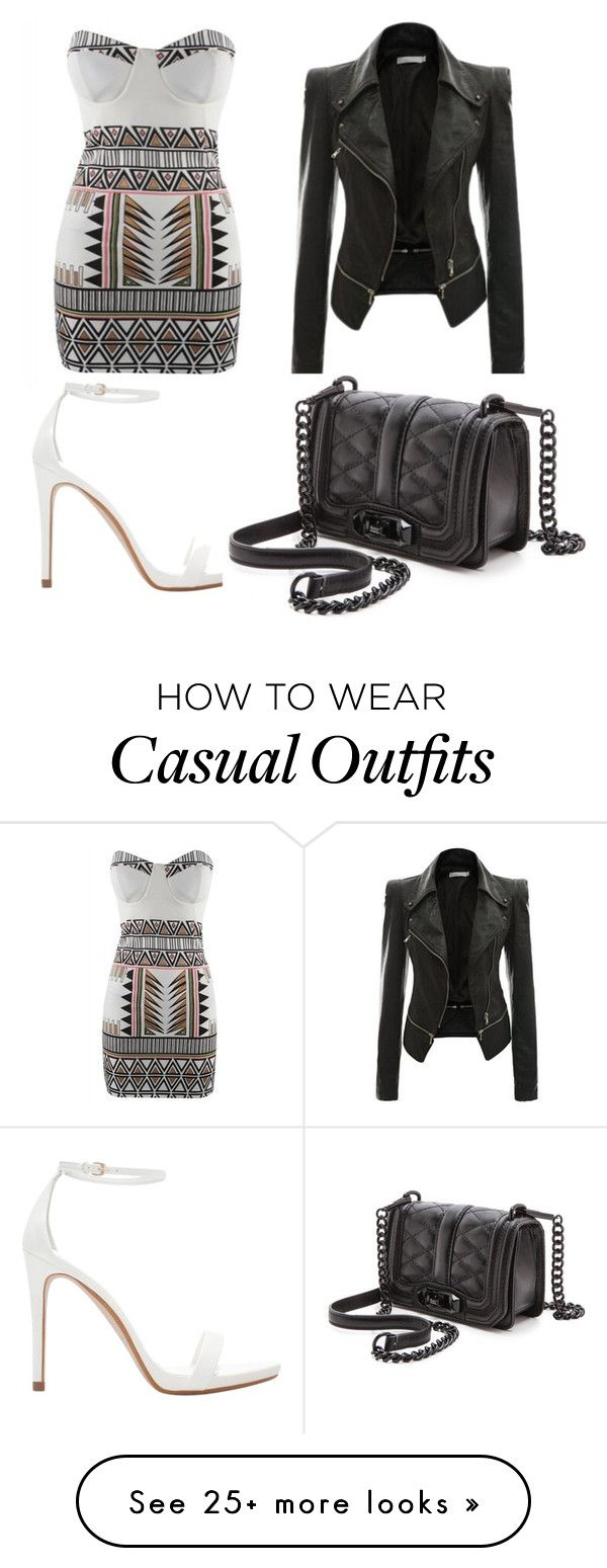 """Casual look"" by cvety-cenova on Polyvore featuring moda, Zara y Rebecca Minkoff"