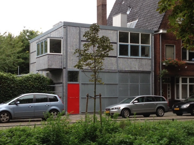 The Driver's House, Utrecht.
