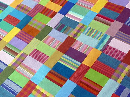 1000 Images About Kaffe Stripes Quilts On Pinterest
