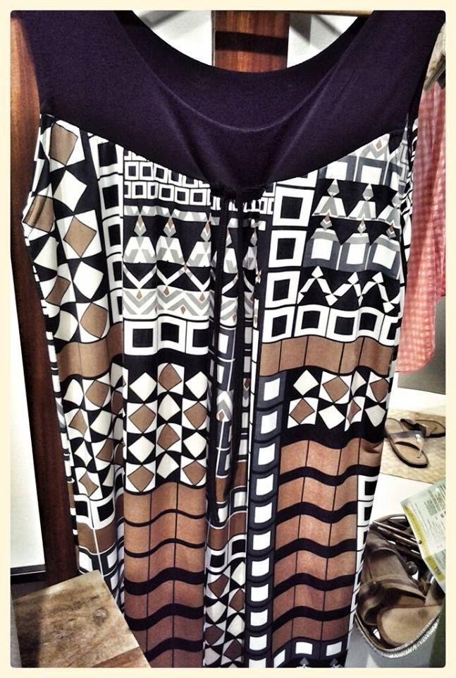 Nuovi arrivi abito stampa vintage collana con boule made in To