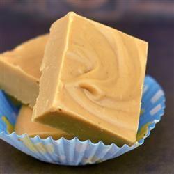 2-Ingredient Peanut Butter Fudge Recipe....via allrecipes.com