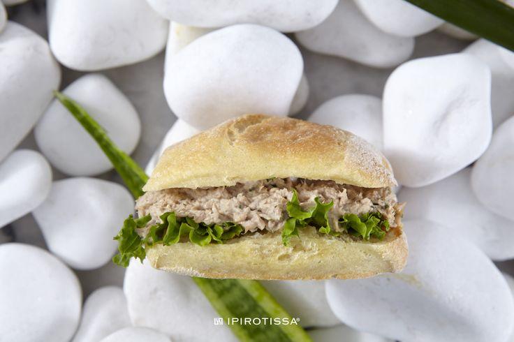 Tuna Salad Sandwich by Pete Mosios