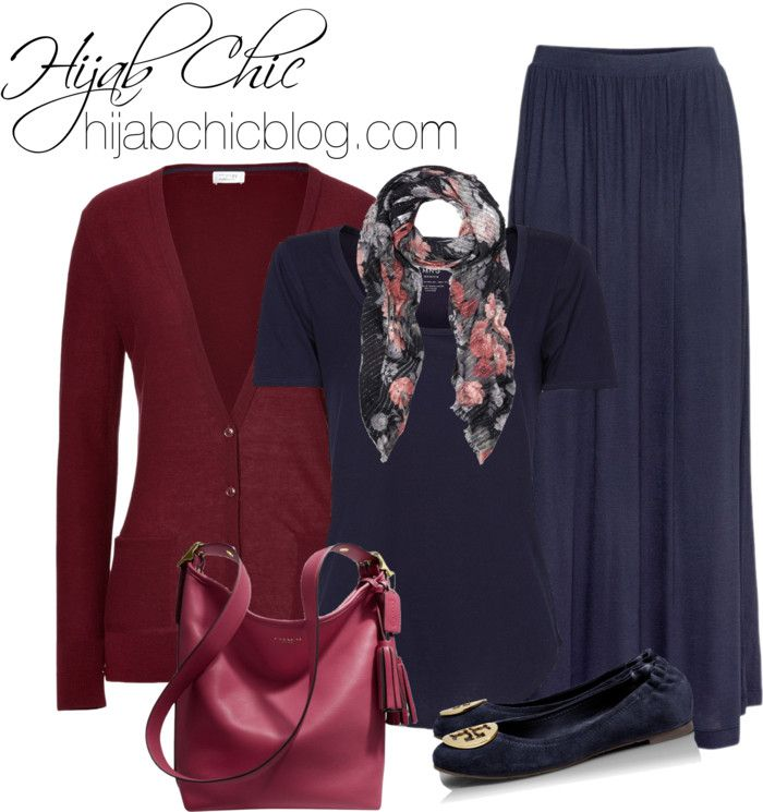 Hijab Chic: Mango cotton t shirt