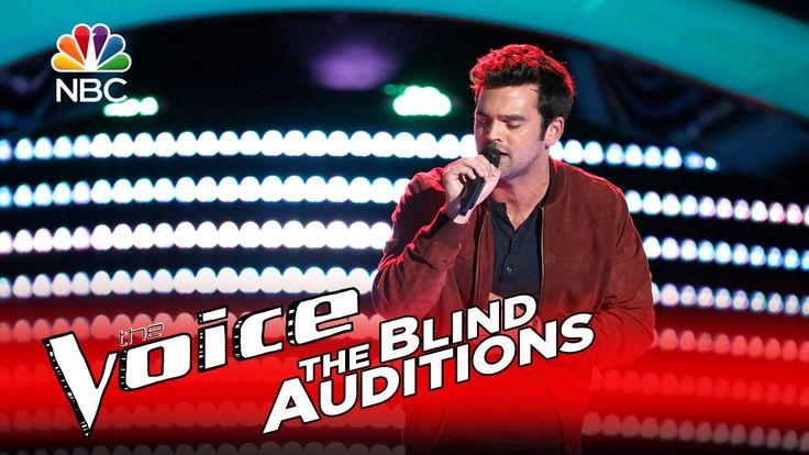 "The Voice 2016 Blind Audition - Brendan Fletcher: ""Jolene"""