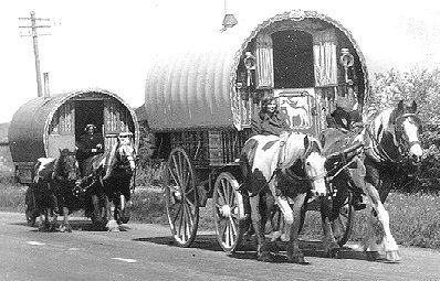 Gypsies - Gypsy Slovak Roma
