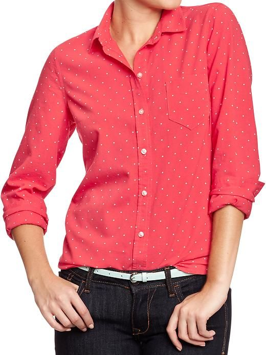 Old Navy | Women's Oxford Shirts
