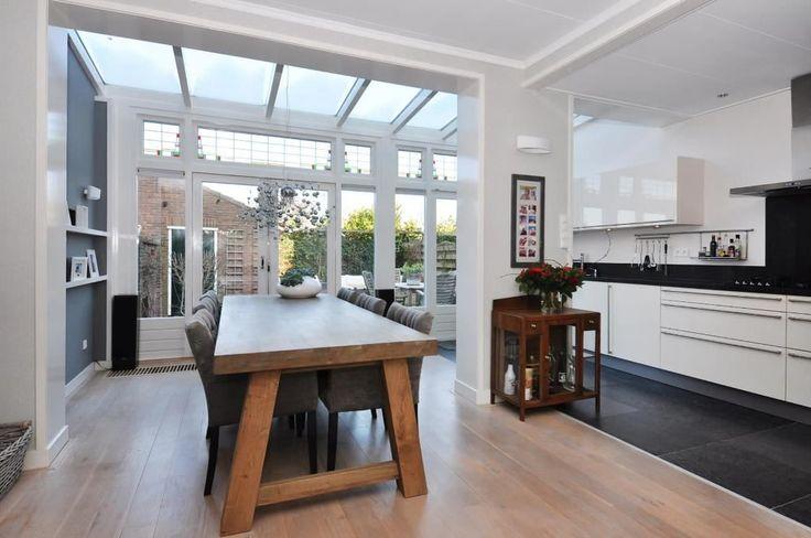 25 beste idee n over oud huis verbouwen op pinterest oude huis verbouwen budget keuken - Modern deco in oud huis ...