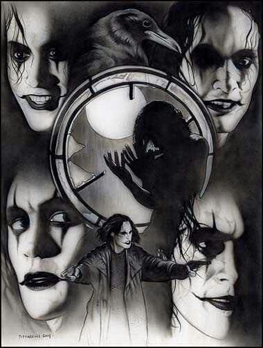180 Best Images About The Crow On Pinterest Back To border=