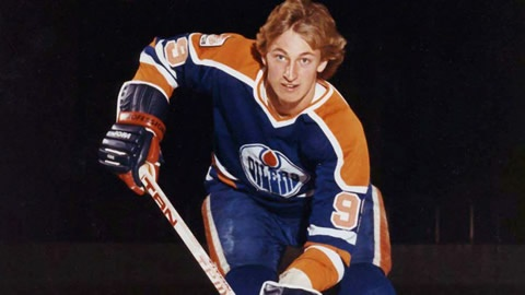 "Wayne Gretzky. I got to see him in 1982, when I briefly lived In Edmonton. He truly is ""The Great One""!"