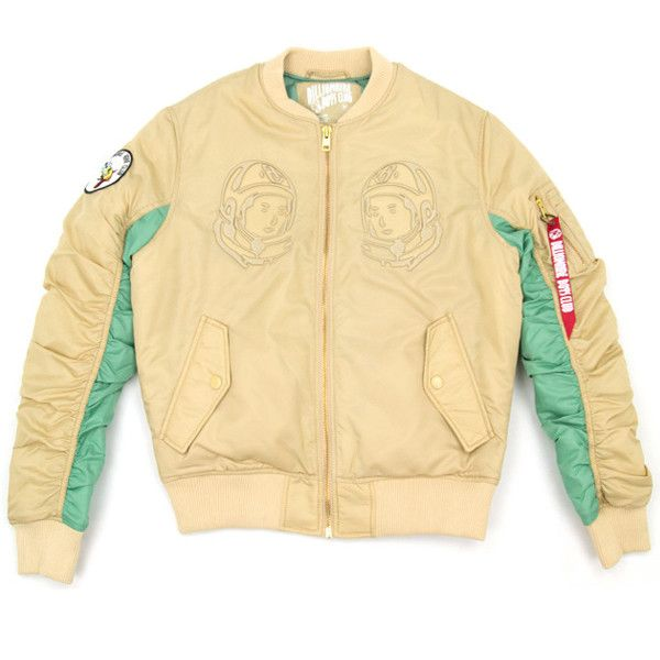 The Astronaut Bomber Jacket by Billionaire Boys Club is the closest thing we'll see to Space-Age freshness. BBC continues to deliver at of this world product and this bomber jacket is living proof. Pl