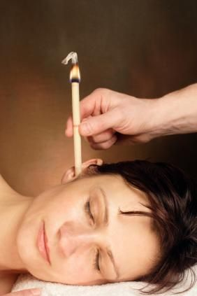 I have been doing ear candling on family, friends and clients for years. Natural way to relive sinus pressure, helps to create sense of well being....