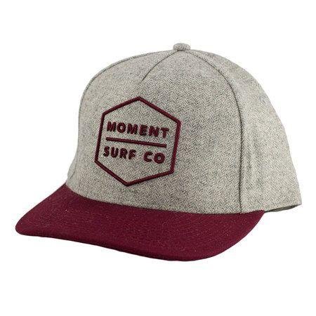4c9d042e87e The Camp Hat - Leather Trout Patch