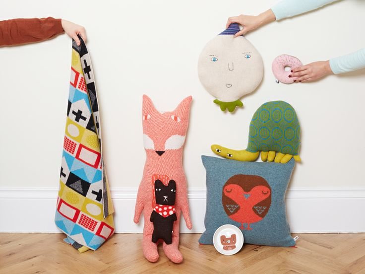 Donna Wilson gift ideas for the kids and baby! http://www.donnawilson.com/49-gifts-for-kids