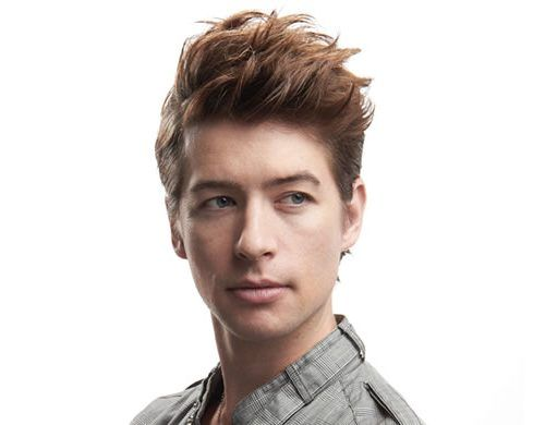 Gatsby Moving Rubber Wild Shake Textured Hairstyles for Men