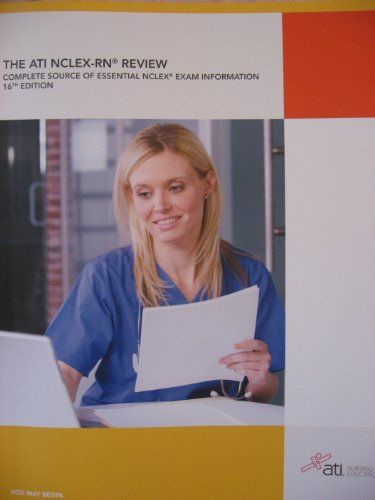 The ATI NCLEX-RN Review: Complete Source of Essential NCLEX Exam Information 16th Edition (By Ati) On Thriftbooks.com. FREE US shipping on orders over $10. Comprehensive NCLEX-RN review book.