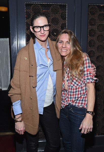Jenna Lyons and Courtney Crangi in Spring Celebrates #SpringIntoLove At The Standard More