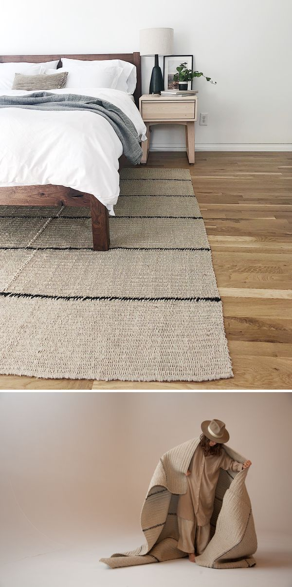 Rugs Rugs Natural Fiber Rugs Leather Pillow