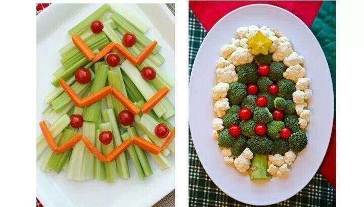 Ideal para decorar platillo para la cena de navidad - Ideas para cena de navidad ...