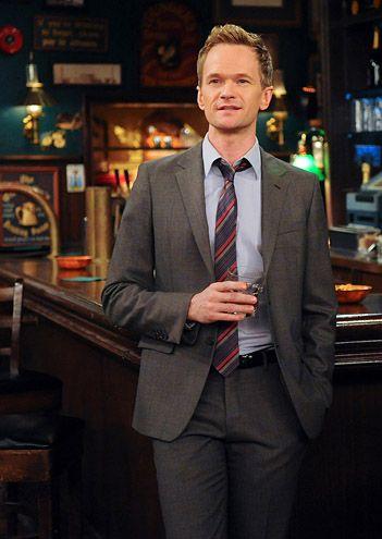 Barney Stinson (Neil Patrick Harris) #HIMYM