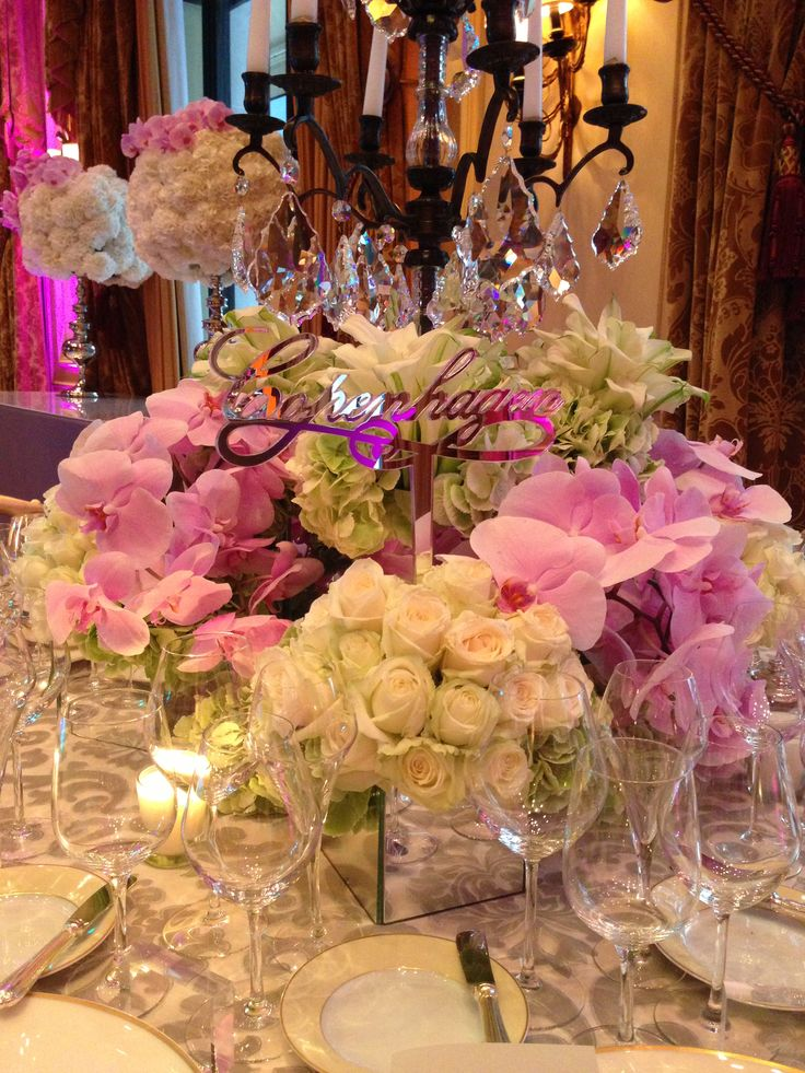 Another #wedding, another #design, by @Jeff Leatham @Four Seasons Hotel George V Paris @Four Seasons Bridal