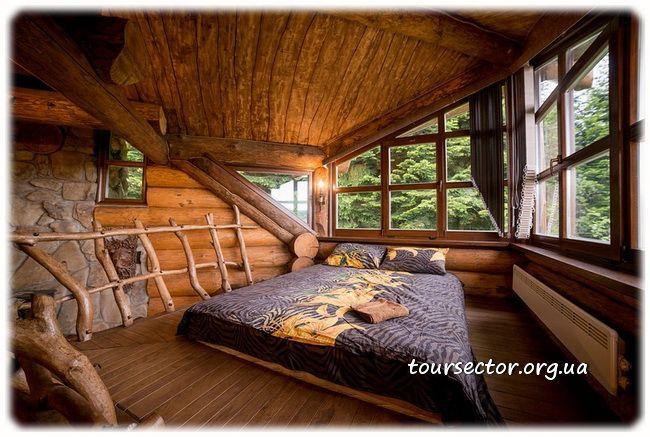 Коттедж Лесной дом