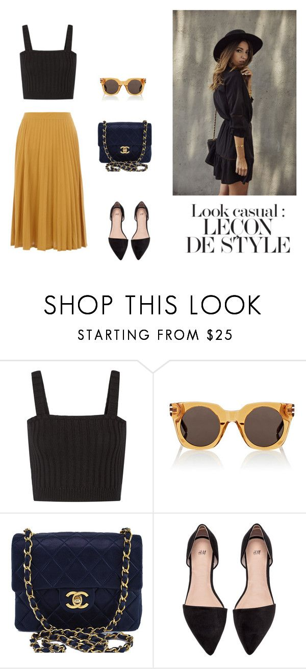 """""""19/08"""" by dorey on Polyvore featuring Valentino, Marc Jacobs and Chanel"""