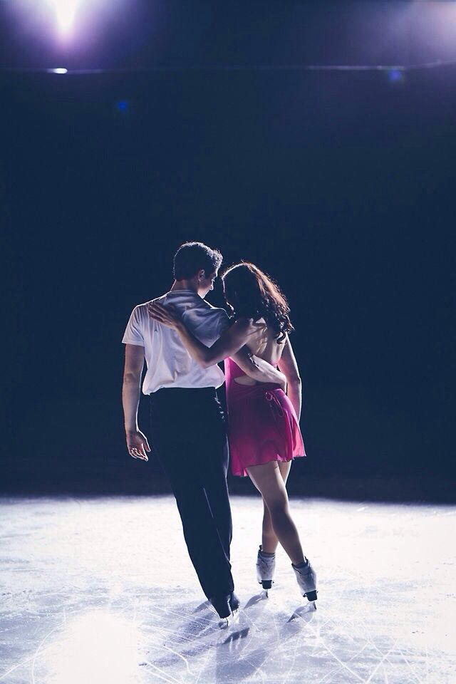 Tessa Virtue and Scott Moir ❤️