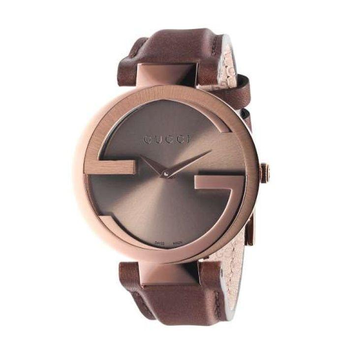 Reloj gucci interlocking grande ya133309