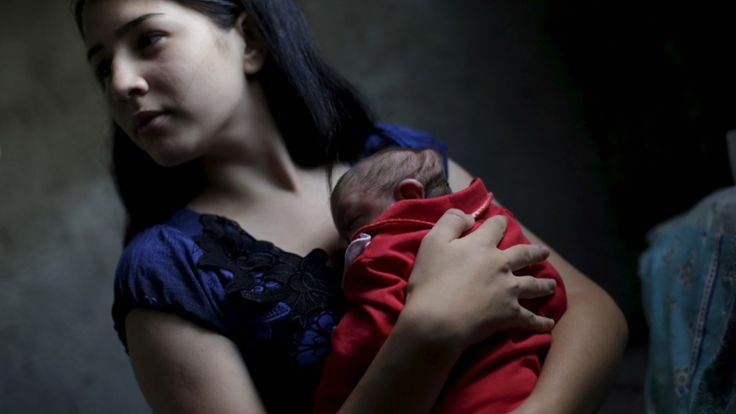 """""""My guess is that we already have middle-class women getting abortions because of microcephaly,"""" he said. """"Because when you see the stories about babies with microcephaly, they are always about poor women. So what's happening? Why don't we see that with women who are lawyers or engineers? Because when they get the diagnosis [of microcephaly] they're getting abortions."""""""