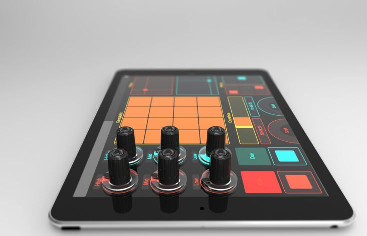 Tuna Knobs – TouchScreens With Rotary Encoders