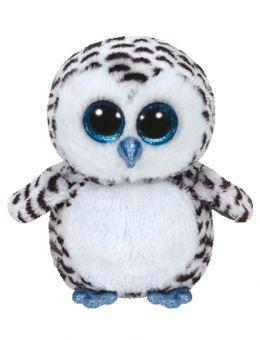 Lucy Owl 6 Inch Beanie Boo