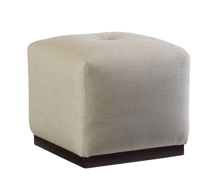 Selected Ottoman x 2 for Living room: Material TBD Voila Ottoman to go with Table