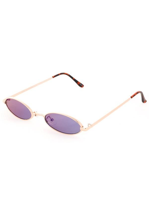 98626033c415 DETAILS: - Available in four colors - Tiny oval lens - Metal frame - Frame  Dimensions: 5.5