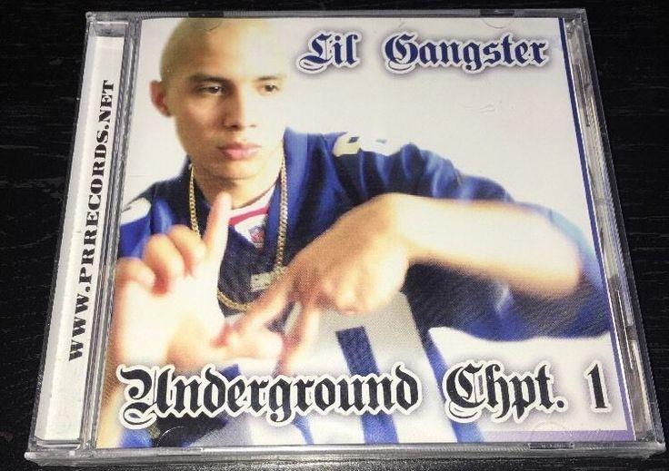 Lil Gangster King Lil G Underground CHPT 1 2006 RARE OOP L A G Funk | eBay