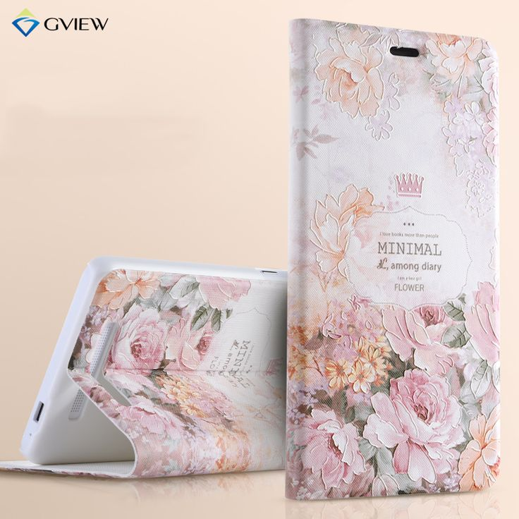 Xiaomi Redmi Nota 2 Caso de Lujo de LA PU Cubierta Del Tirón de Cuero en Relieve 3D caso Para Xiaomi Redmi Nota 2 Soporte Del Teléfono de Moblie Bolsa Caque Capa | 32805048534_pt