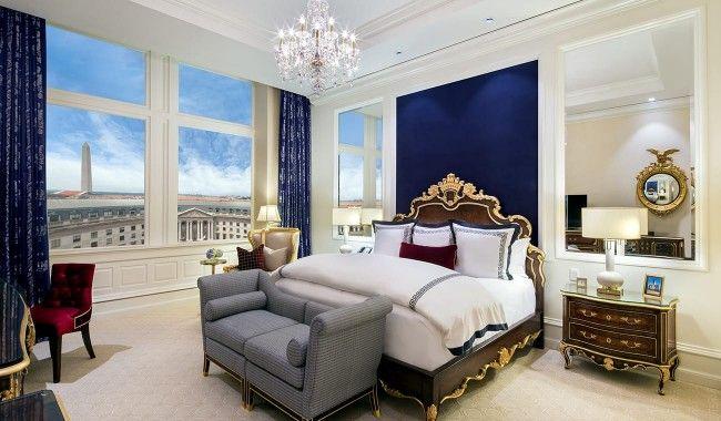 5 Star Hotels In Washington DC   Trump Hotel DC   Hotels In Downtown Washington DC