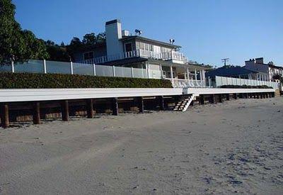 Randolph William Hearst Property In Malibu California