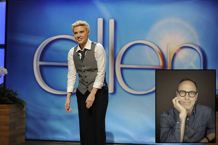 ellen degeneres husband jerry - photo #18