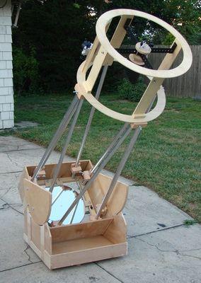 Amateur Telescope Making Resources