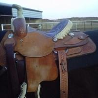 Dakota 13 Youth Roping Saddle - Used for sale in Montgomery, Kansas, United States of America :: HorseClicks