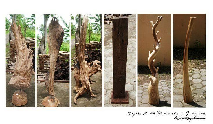 Recycle Teak/Root  Yogyakarta, Indonesia