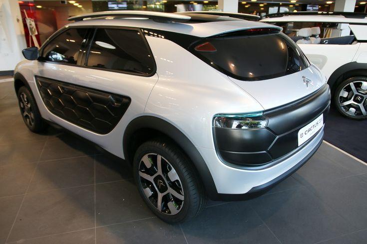 OG | 2014 Citroën C4 Cactus - Project E3 | Clinic test no.2 dated 2010