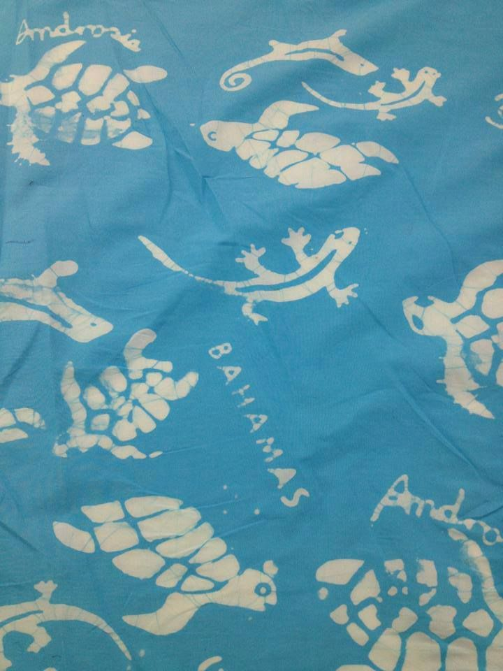 81 Best Images About Androsia And Bahamian Fabrics On