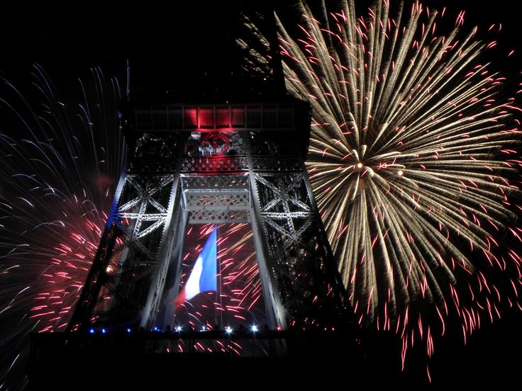 paris bastille 14 juillet