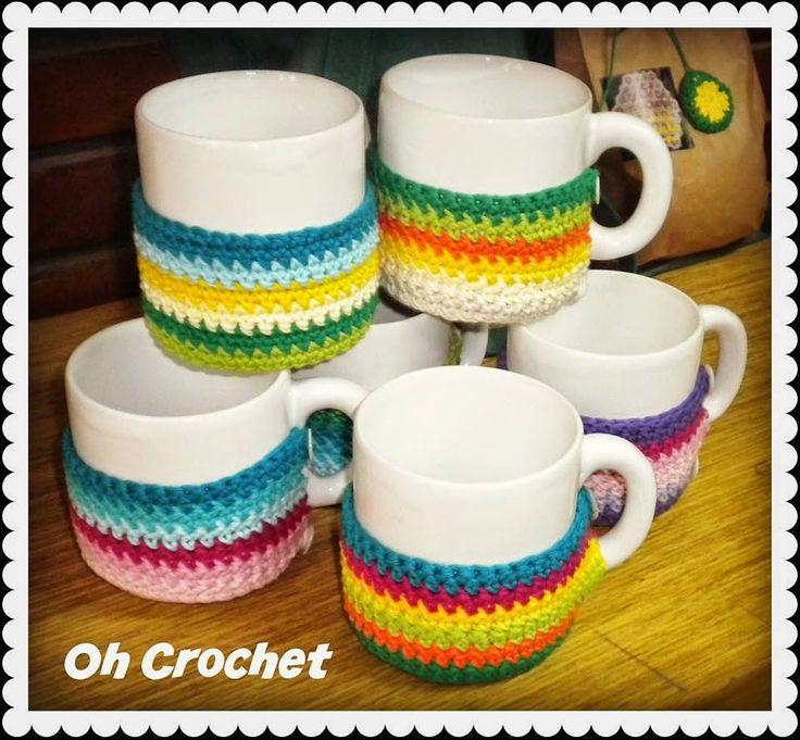 Mejores 9 imágenes de tazas vestidas en Pinterest | Tazas, Tazas de ...