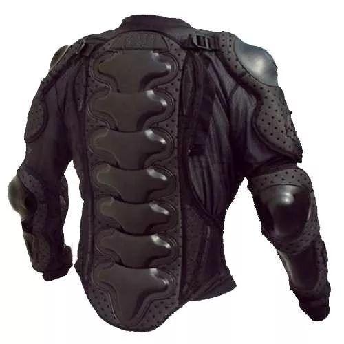 super armadura dsr com protetor de coluna e cinta abdominal!