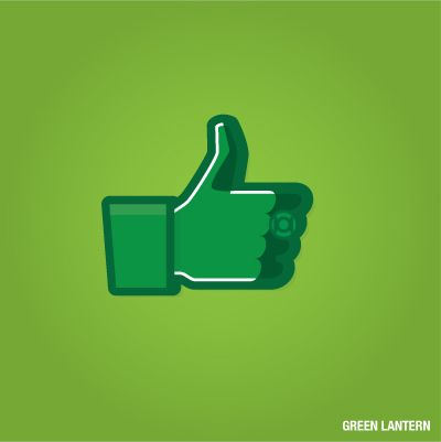 Green Lantern Like. If like your likes to be a bit more marvelous, check Character Design.